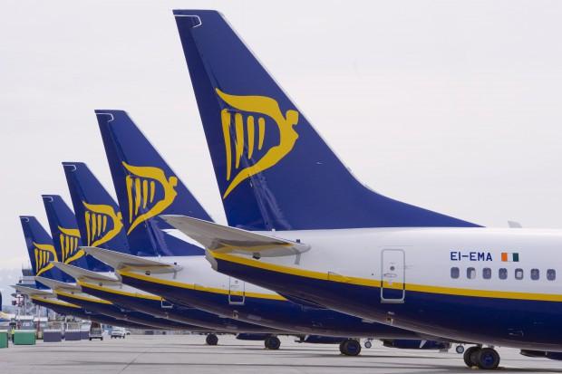 Ryanair wystartuje z nowymi połączeniami z Krakowa