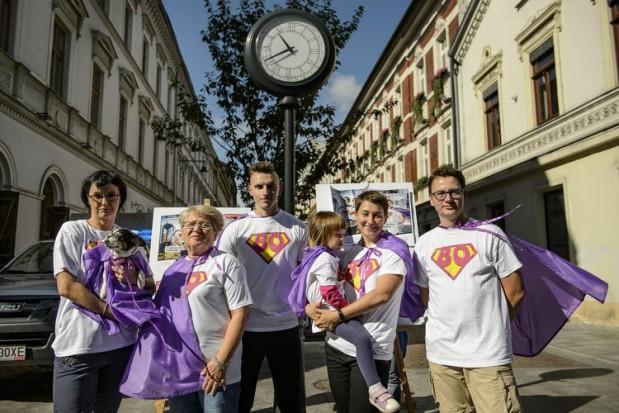 W Łodzi do akcji wkraczają Superbohaterowie