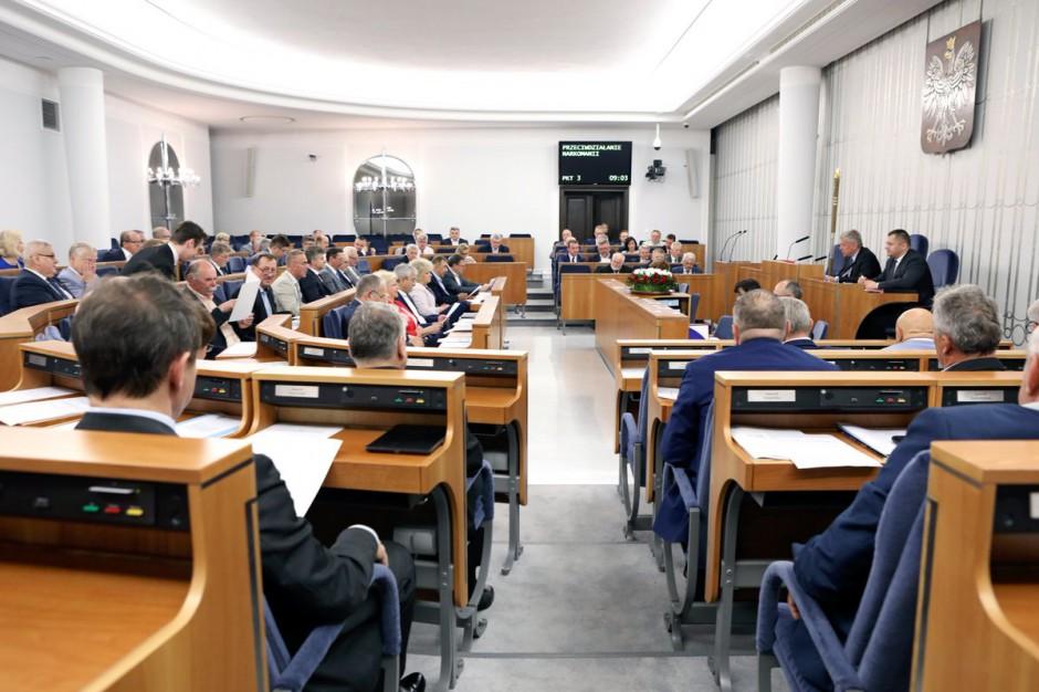 Zespół ds. monitorowania praworządności powstał z inicjatywy senatorów