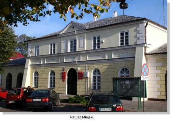 Miasto Sejny odda litewskiej fundacji 1,2 mln zł długu