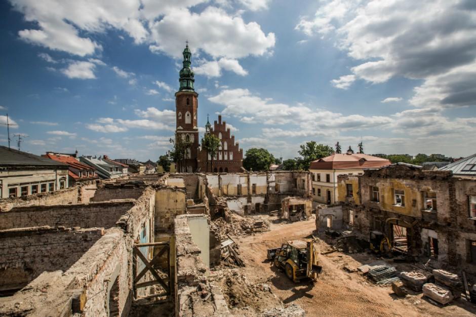 Radom otrzyma prawie 20 mln zł na rewitalizację XIX-wiecznych kamienic