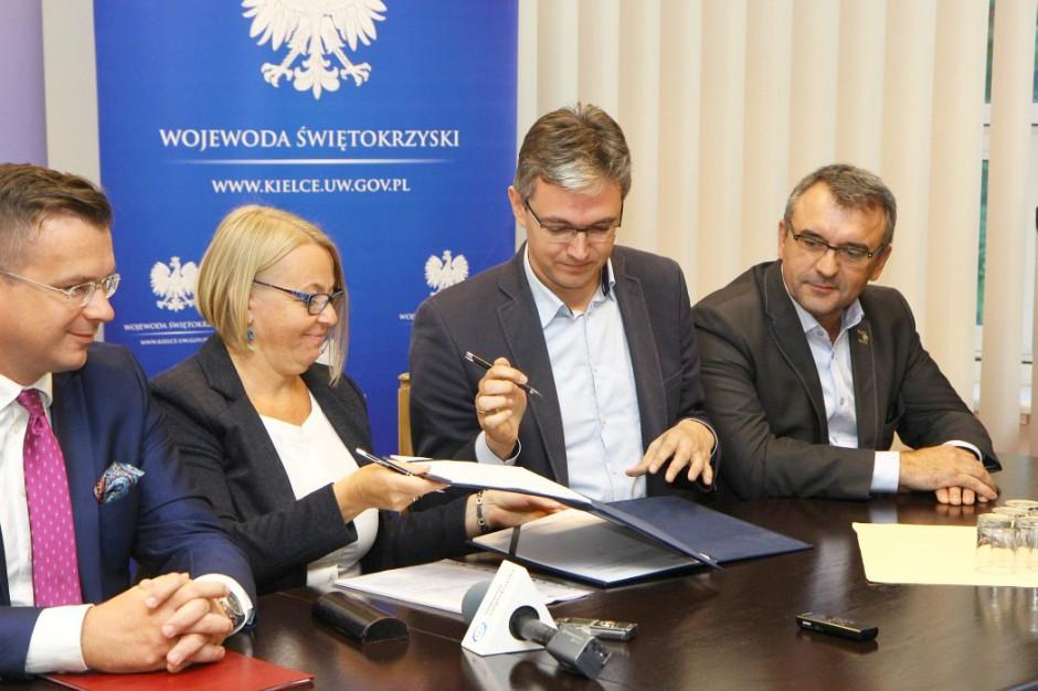 Świętokrzyskie: Wkrótce budowa 22 kilometrów dróg oraz obwodnic Sukowa i Daleszyc