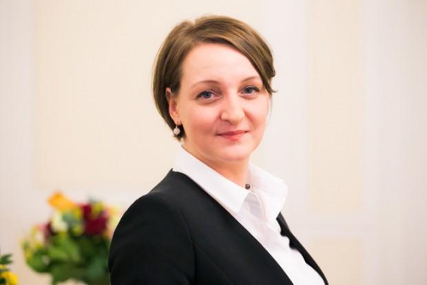 Wiceminister Kultury i Dziedzictwa Narodowego, Generalny Konserwator Zabytków Magdalena Gawin (fot: MKiDN)