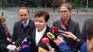 """Gronkiewicz-Waltz chwali małą ustawę reprywatyzacyjną: """"Czekamy na..."""