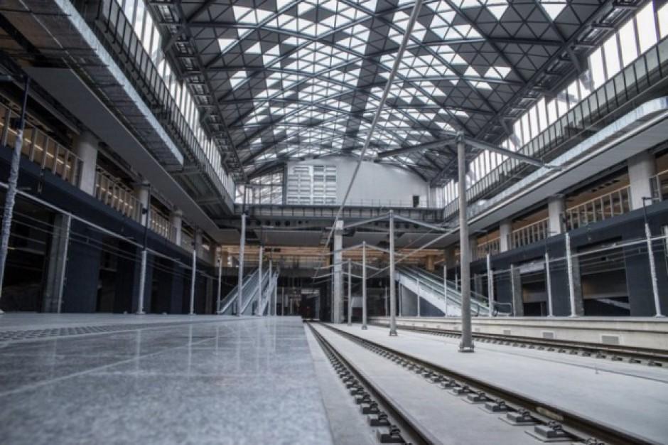 Łódź: Tunel połączy dworce kolejowe. Wybrano wykonawcę