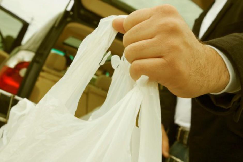 Opłata za torebki foliowe ma się przełożyć na poprawę jakości powietrza
