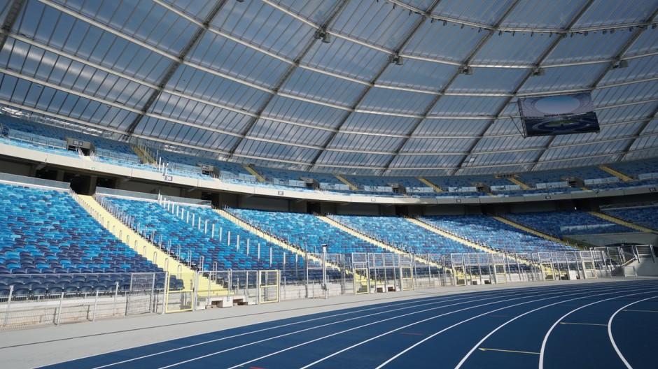 Stadion Śląski po modernizacji. Fot. PTWP / Andrzej Wawok