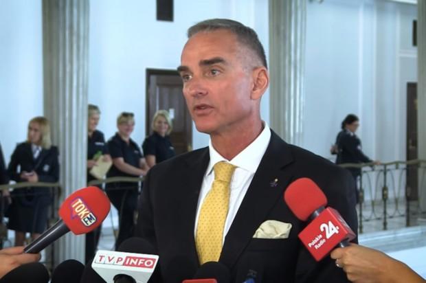 Jackowski broni likwidacji gimnazjów i ustawy o sieci szpitali