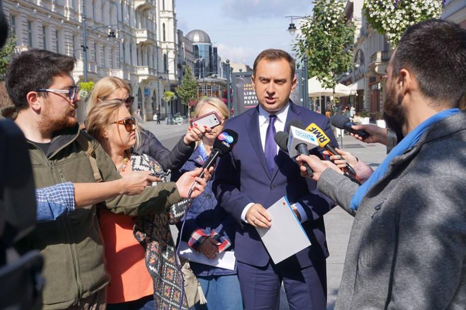 Reforma edukacji: Łódź kontra ministerstwo edukacji. Miasto szykuje pozew sądowy