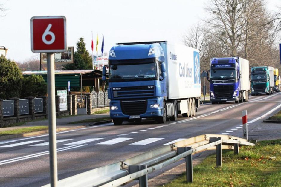 Droga S6 na Pomorzu bez wsparcia rządu? Sprawa trafiła do Brukseli