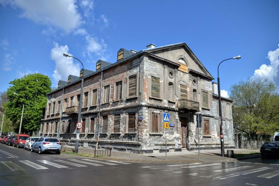 Pałacyk Konopackiego w Warszawie przeistoczy się w dom kultury