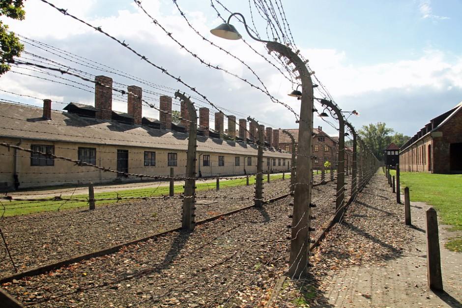 Amerykański turysta skazany za niszczenie Miejsca Pamięci Auschwitz