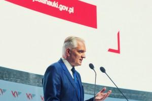 Miliard złotych na naukę. Jarosław Gowin ujawnił plan reformy polskich uczelni