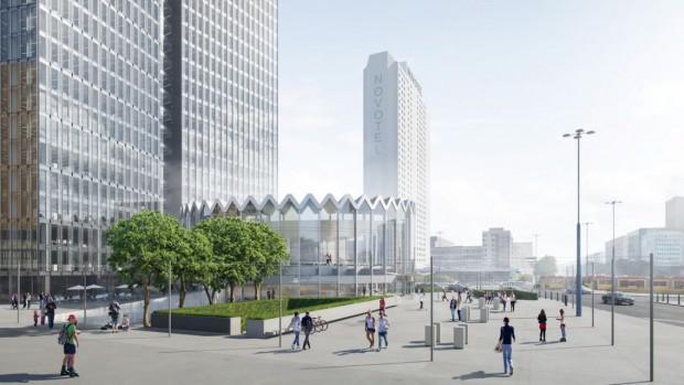 Warszawa: Odnowiona Rotunda gotowa za rok