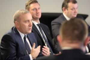 Grzegorz Schetyna na poważnie o koalicji z Nowoczesną i PSL