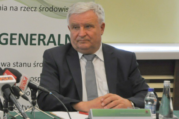 Kazimierz Kujda, prezes Narodowego Funduszu Ochrony Środowiska i Gospodarki Wodnej. (fot. mat. pras. NFOŚiGW)