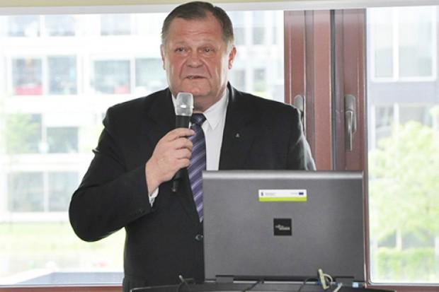 Przewodniczący Rady Nadzorczej NFOŚiGW prof. Roman Niżnikowski (fot.pgi.gov.pl)