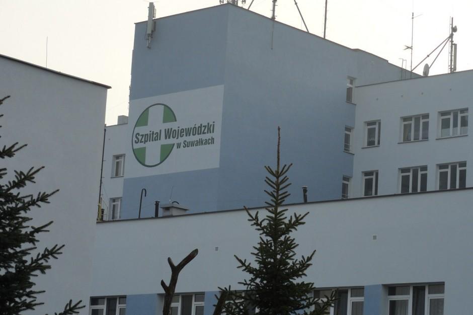 Szpital Wojewódzki w Suwałkach ma nowy blok porodowy za 1,6 mln zł