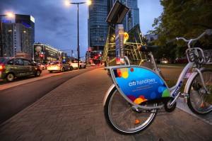 W sześciu polskich miastach terminale rowerowe staną na stacjach paliw