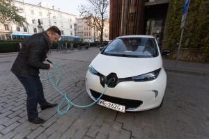 Samochody elektryczne wyjadą na ulice Krakowa