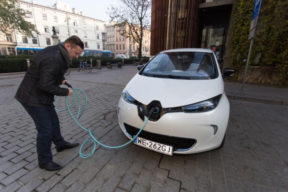 Car-sharing w Krakowie jeszcze w tym roku