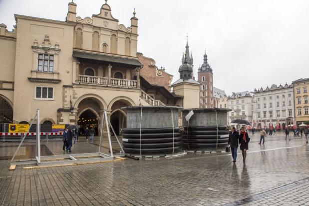 Kraków: Ekologiczne ciepło popłynie pod Rynkiem Głównym