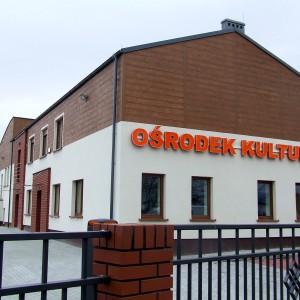 Zmiana sposobu użytkowania budynku biurowo-warsztatowego na budynek kulturalno-oświatowy z przebudową i dobudową w Gminie Koźmin Wielkopolski