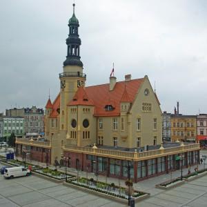 Rewitalizacja centrum miasta Krotoszyna