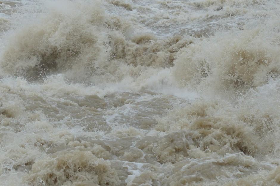 Przybywa wody w rzekach na Podbeskidziu