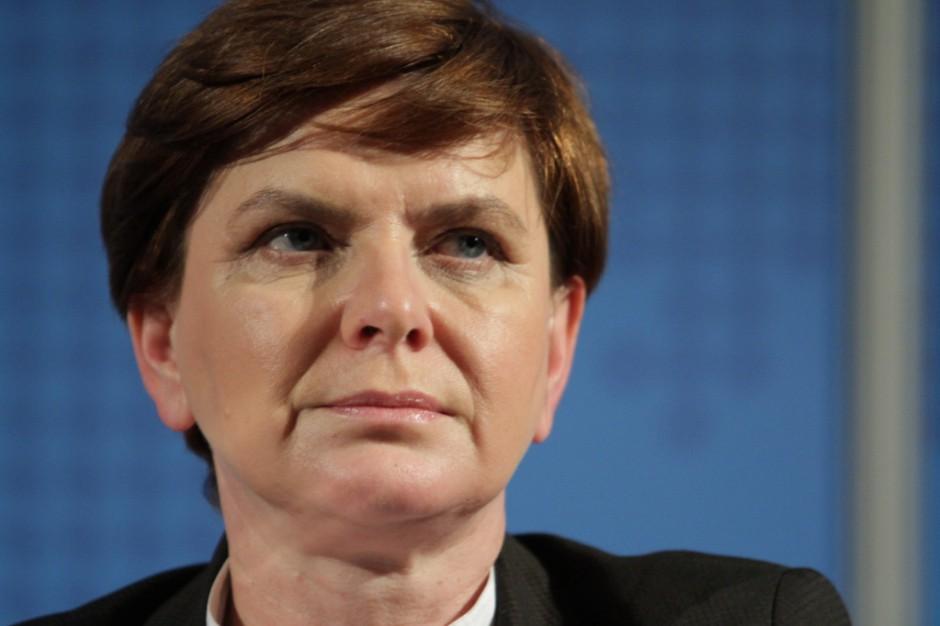 Beata Szydło: Prezydent Warszawy podlega prawu jak każdy inny
