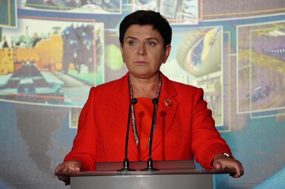 Nowe prawo wodne: Beata Szydło zapewnia, że podwyżek cen nie będzie