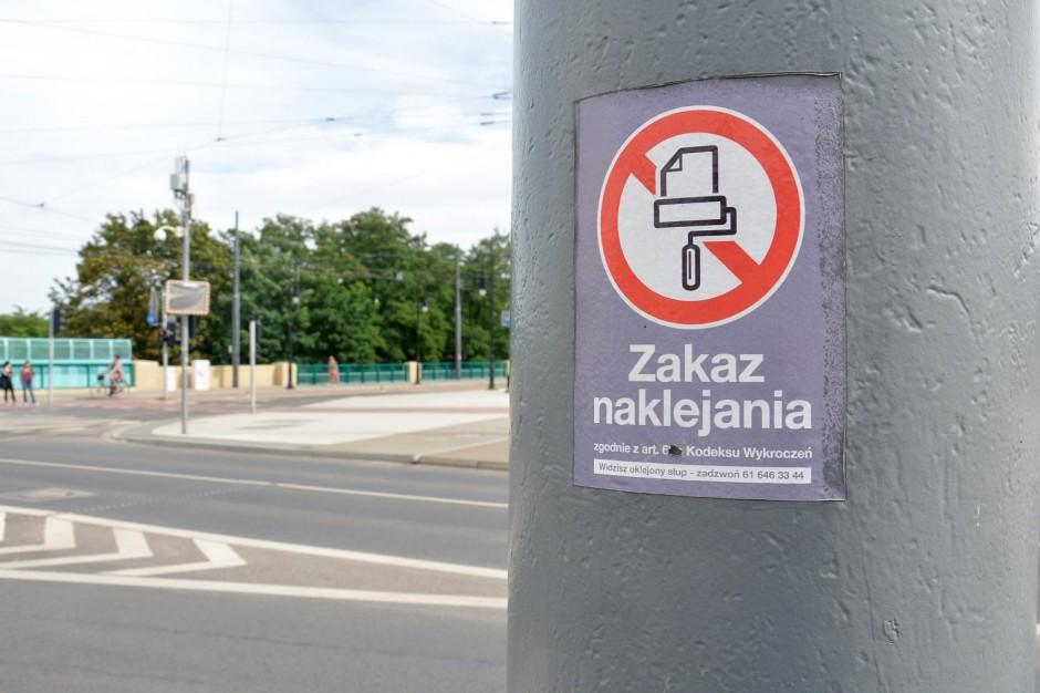 Reklamy na słupach? Poznań ma na nie sposób
