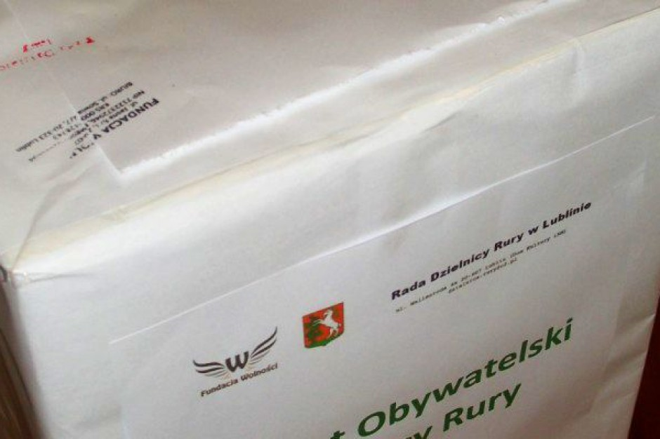 Lublin, budżet obywatelski: Każdy może zagłosować. Do wydania 15 mln zł