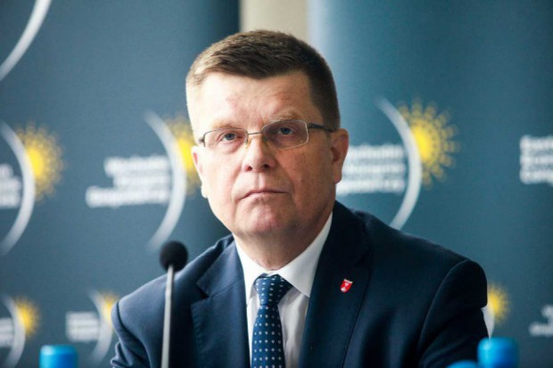 Marszałek Jerzy Leszczyński (fot.PTWP)