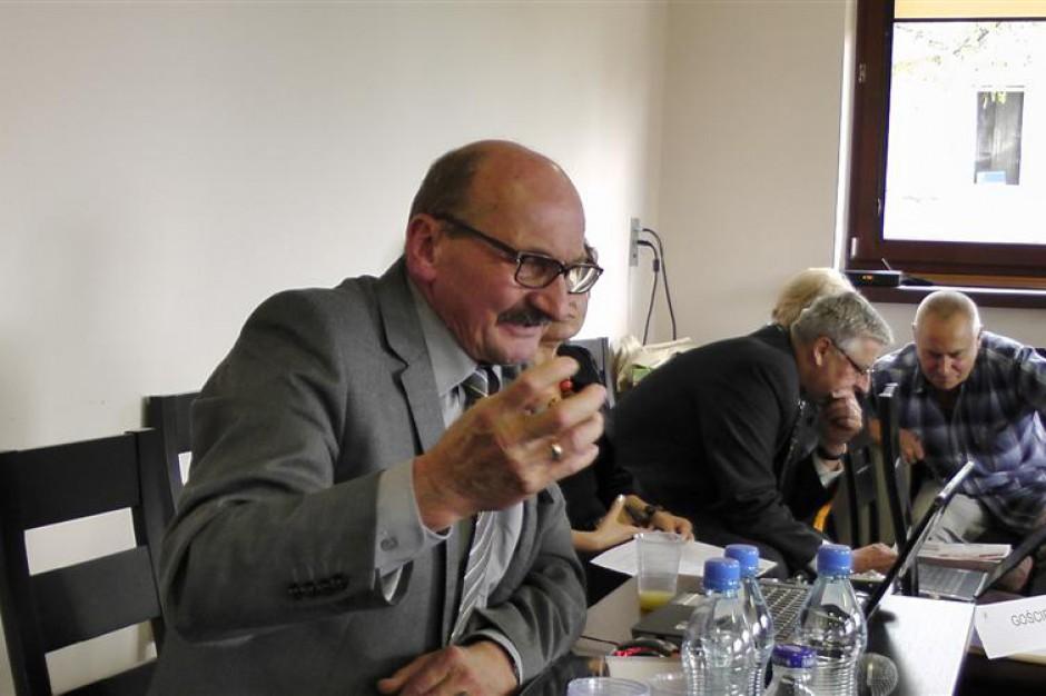 Józef Krzyworzeka utraci funkcję starosty