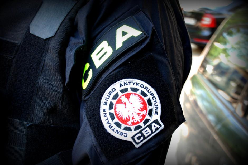 Były skarbnik gminy zatrzymany przez CBA