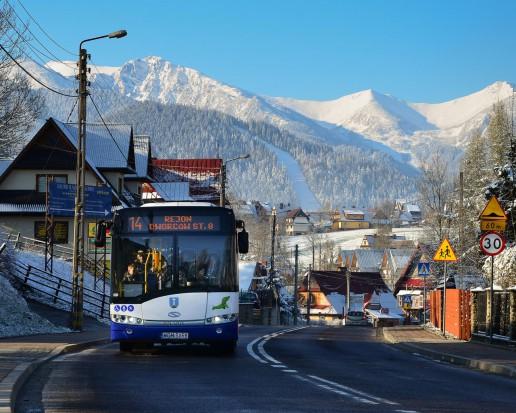 Burmistrz Zakopanego stawia na komunikację miejską. Nie tylko w Dzień bez samochodu