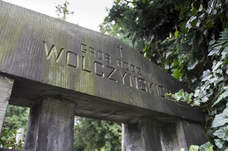 Kolejne renowacje zabytków Starego Cmentarza w Łodzi