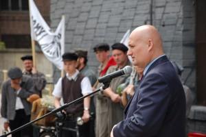 Lokalne władze uczciły Polaków zamordowanych w Rosji