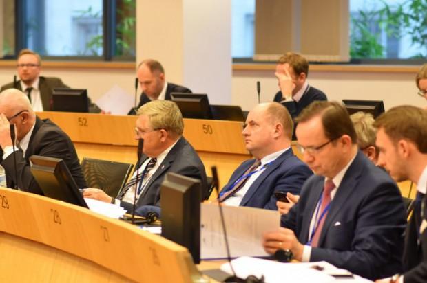 Marszałkowie jadą do Brukseli dyskutować o finansach UE