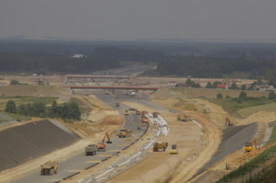 Drogowy boom w Polsce Wschodniej