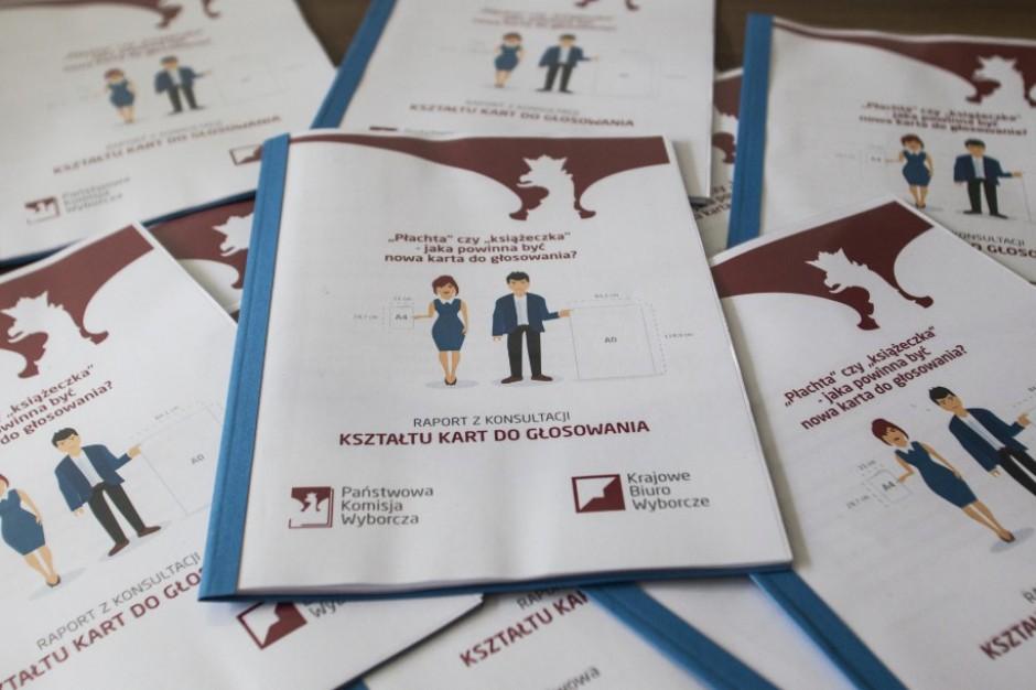 Wybory samorządowe. Polacy chcą głosować w książeczkach