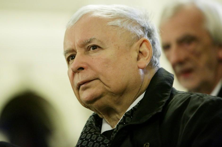 Prezes PiS: w tej kadencji nie będzie woj. częstochowskiego