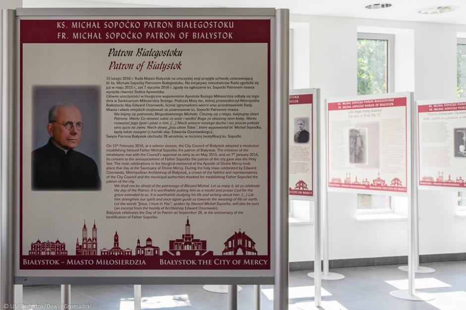 Białystok będzie mieć ulicę imienia patrona miasta