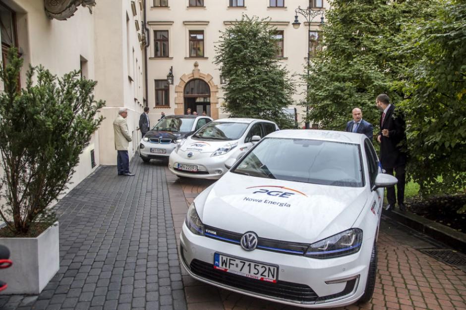 Kraków znalazł partnera. Wypożyczalnia aut elektrycznych coraz bliżej