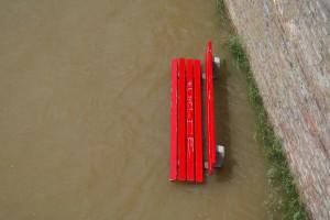 Alarm powodziowy odwołany. Woda opada