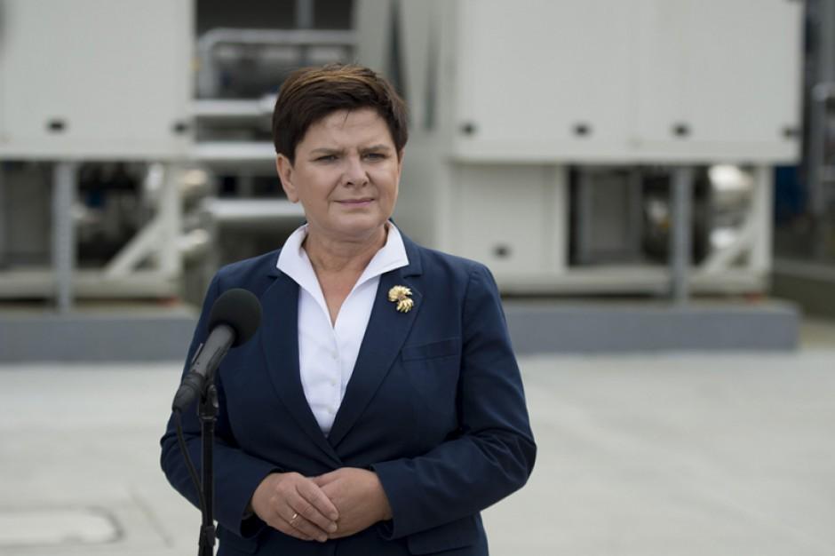 Szydło ucina dyskusję: nie będzie województwa częstochowskiego