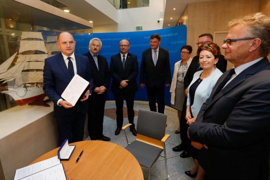 Powstanie promowa przeprawa między Toruniem i Bydgoszczą