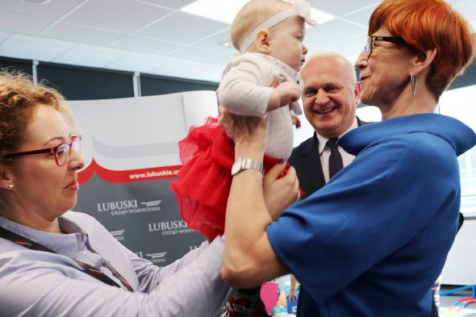 MRPiPS: 3,996 mln dzieci objętych programem 500 plus