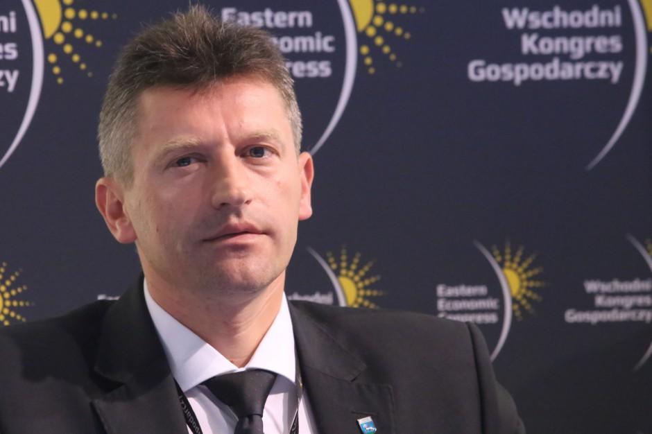 Jacek Wiśniowski: samorządy innowacyjne tylko przy współpracy z przedsiębiorcami